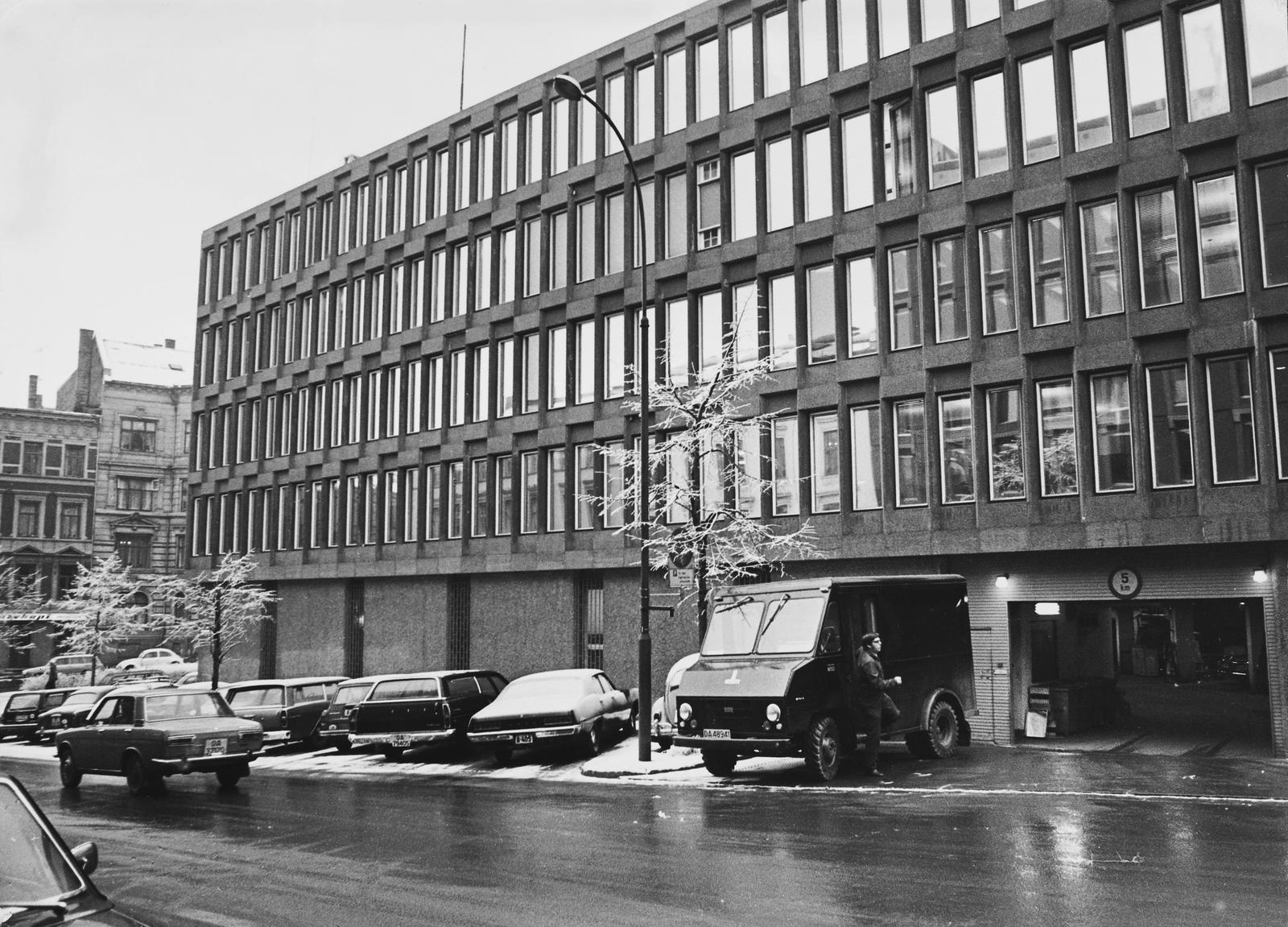 Oslo - Chancery Office Building - 1973