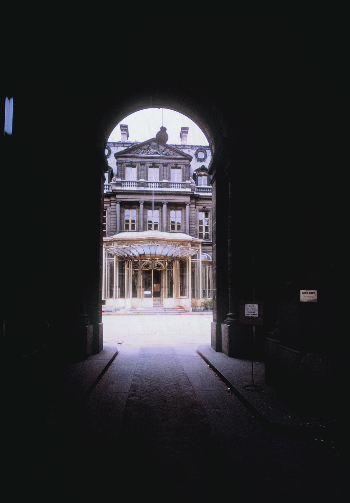 Paris - Embassy Mission Residence - 1950