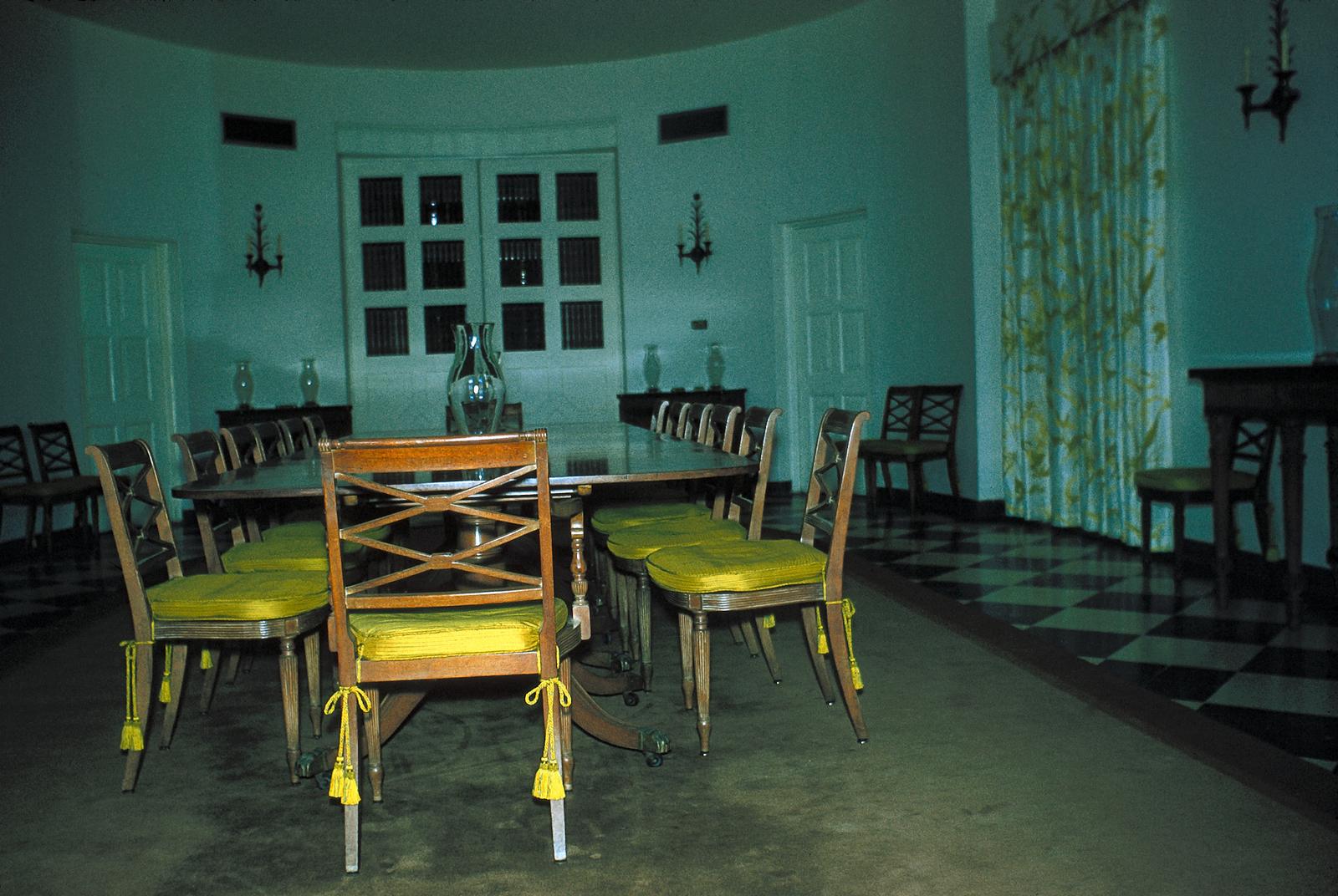 Port au Prince - Embassy Mission Residence - 1959