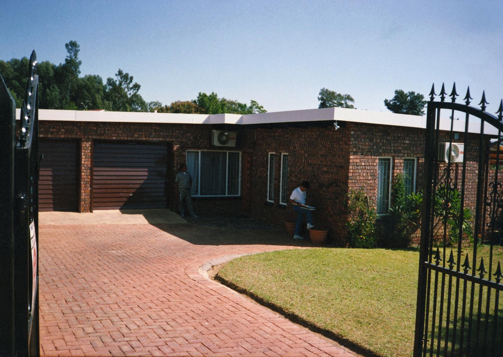 Pretoria - Standard Level Position Residence - 1992