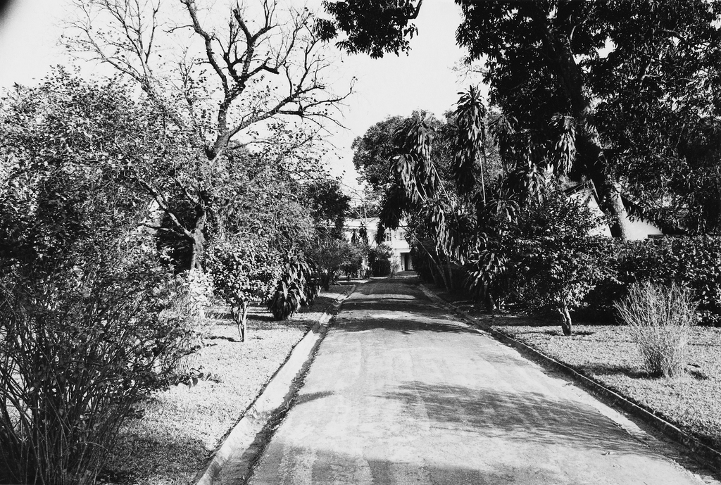 Rangoon - Ambassador's Residence - 1981