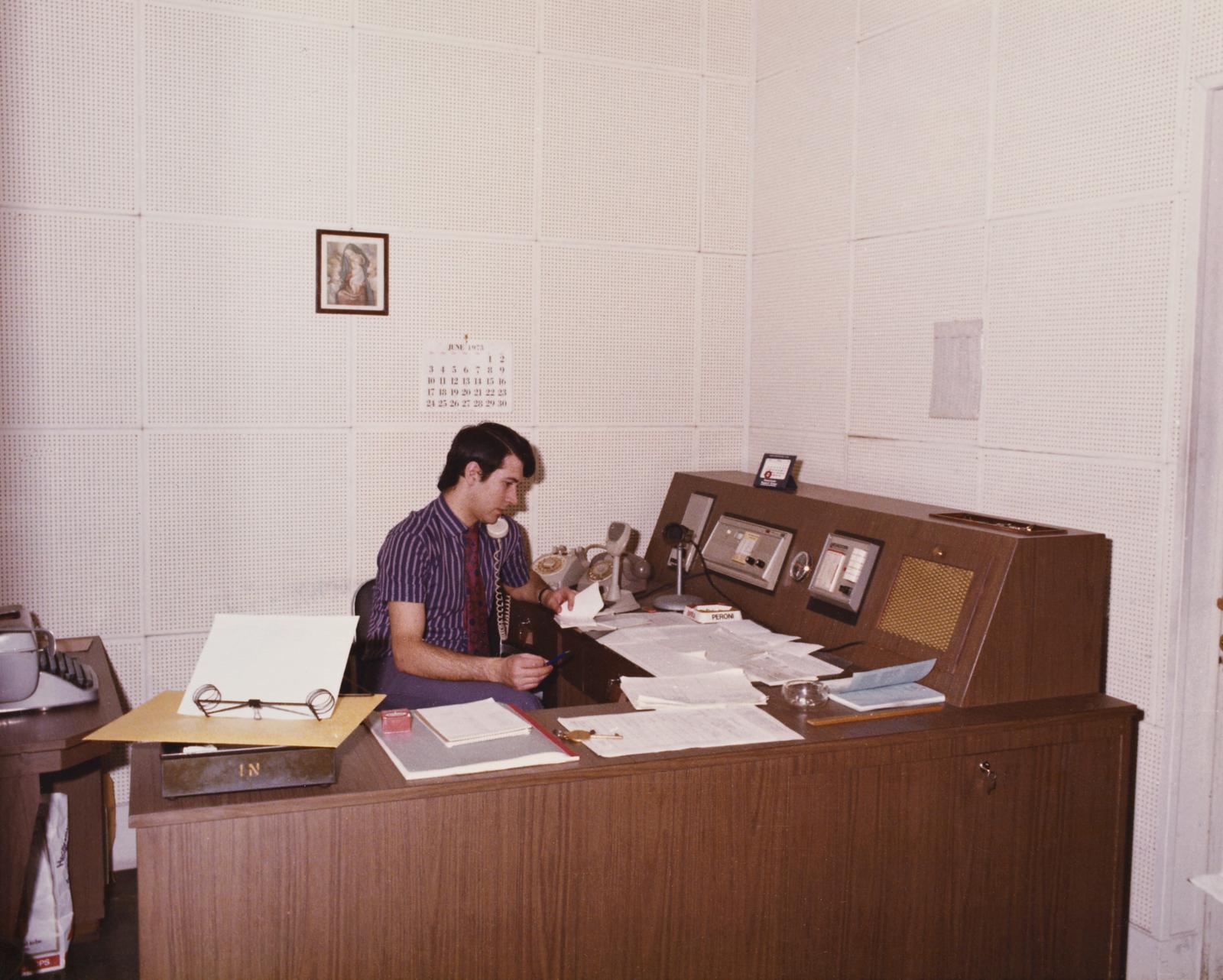 Rome - Annex Office Building - 1973