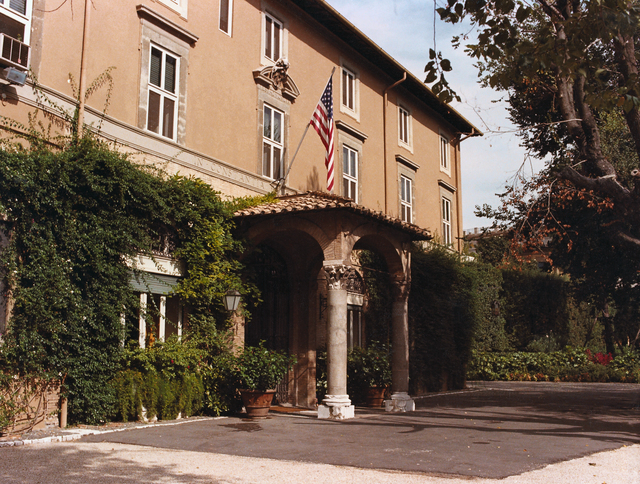 Rome - Embassy Mission Residence