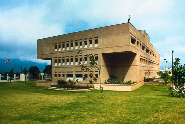 San Jose - Chancery Office Building - 1988