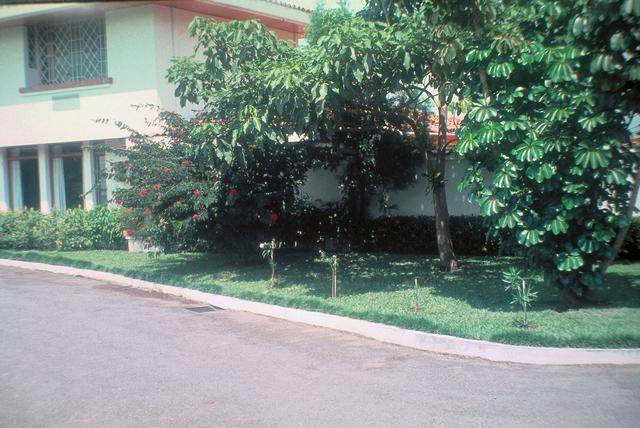 San Jose - Embassy Mission Residence - 1978