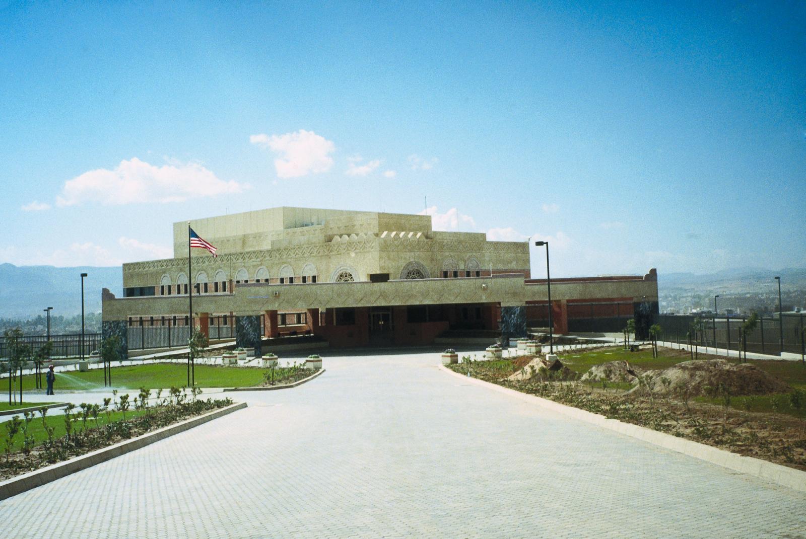 Sanaa - Chancery Office Building - 1990