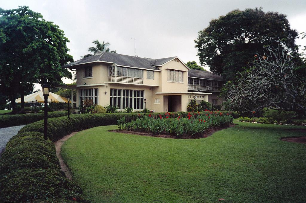 Santo Domingo - Ambassador's Residence