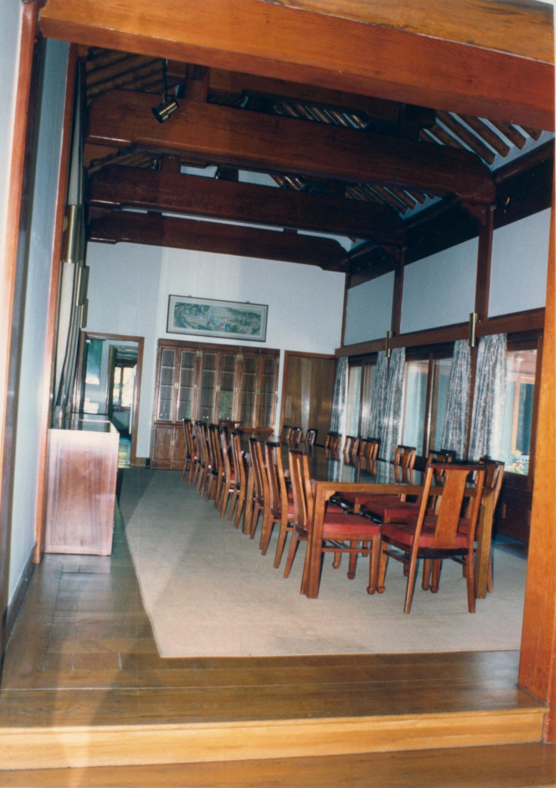 Seoul - Embassy Mission Residence - 1989