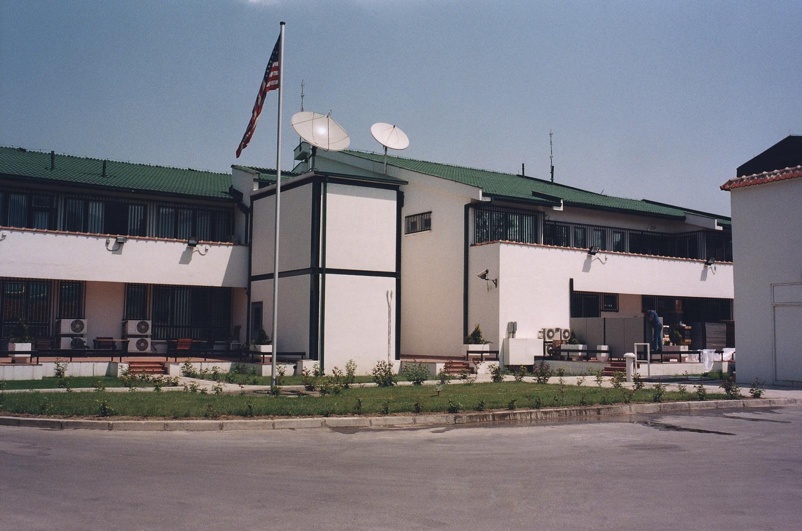 Skopje - Chancery Office Building - 1997
