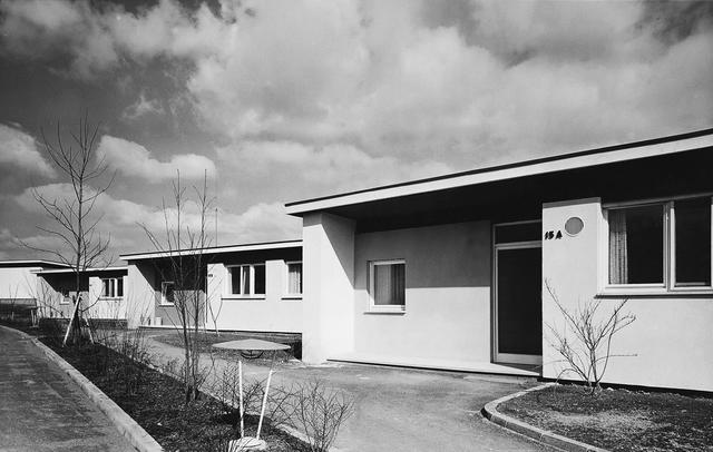 Stuttgart - Standard Level Position Residence - 1957