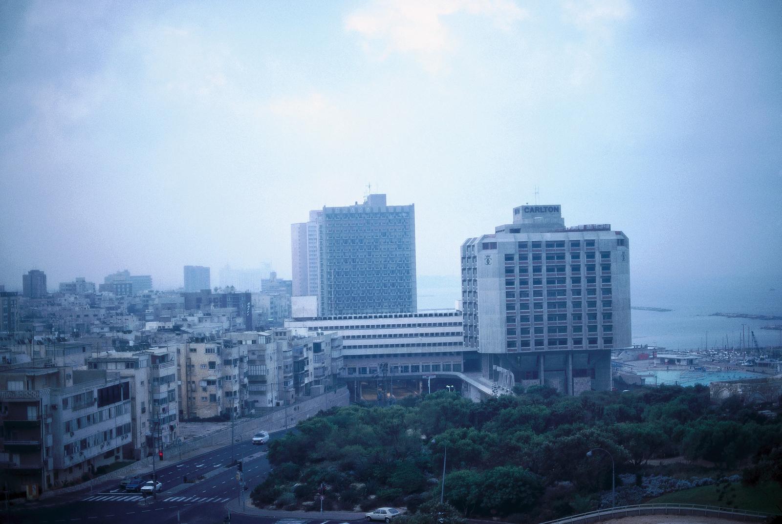Tel Aviv - Chancery Office Building - 1981