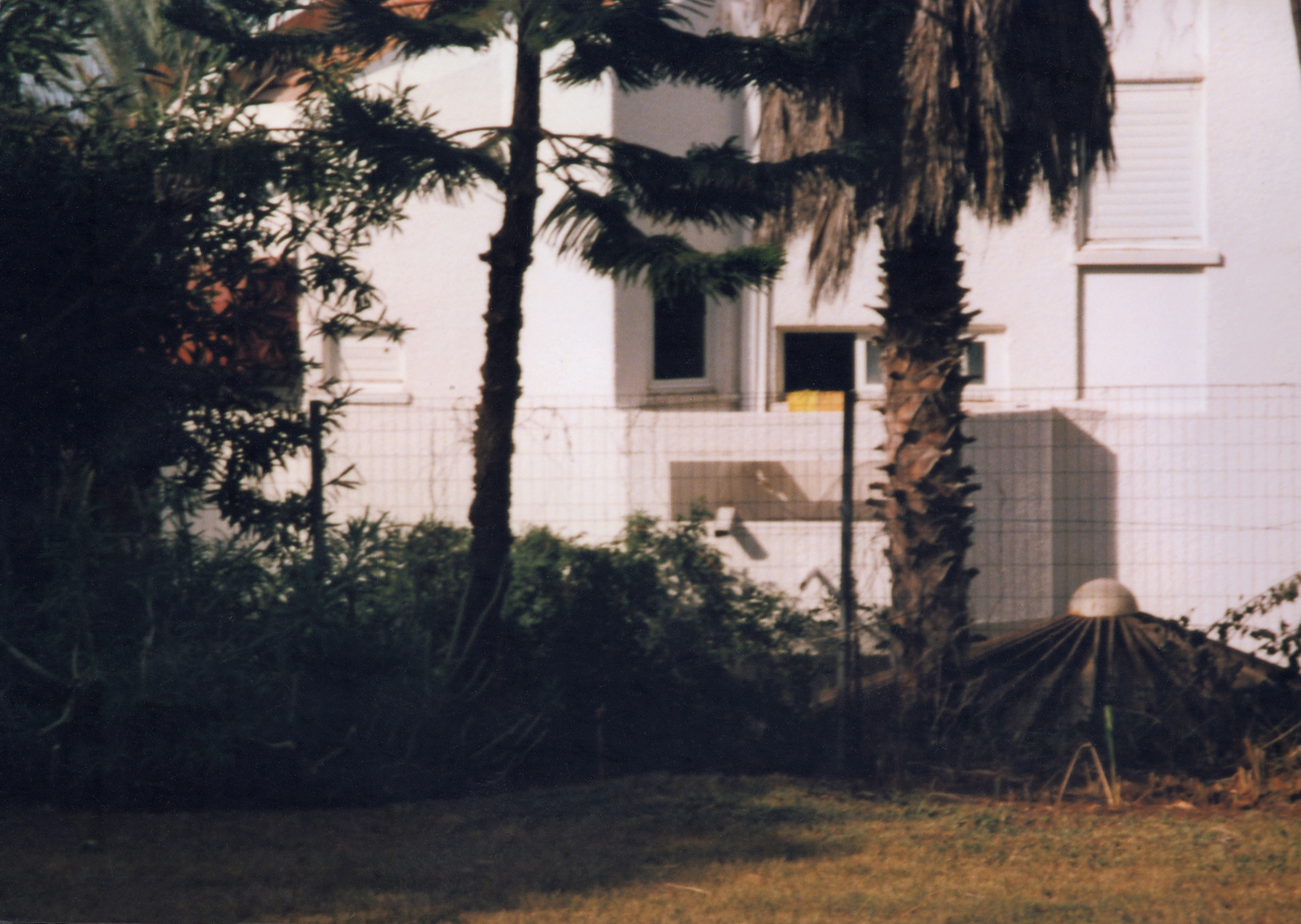 Tel Aviv - Deputy Chief of Mission Residence - 1996