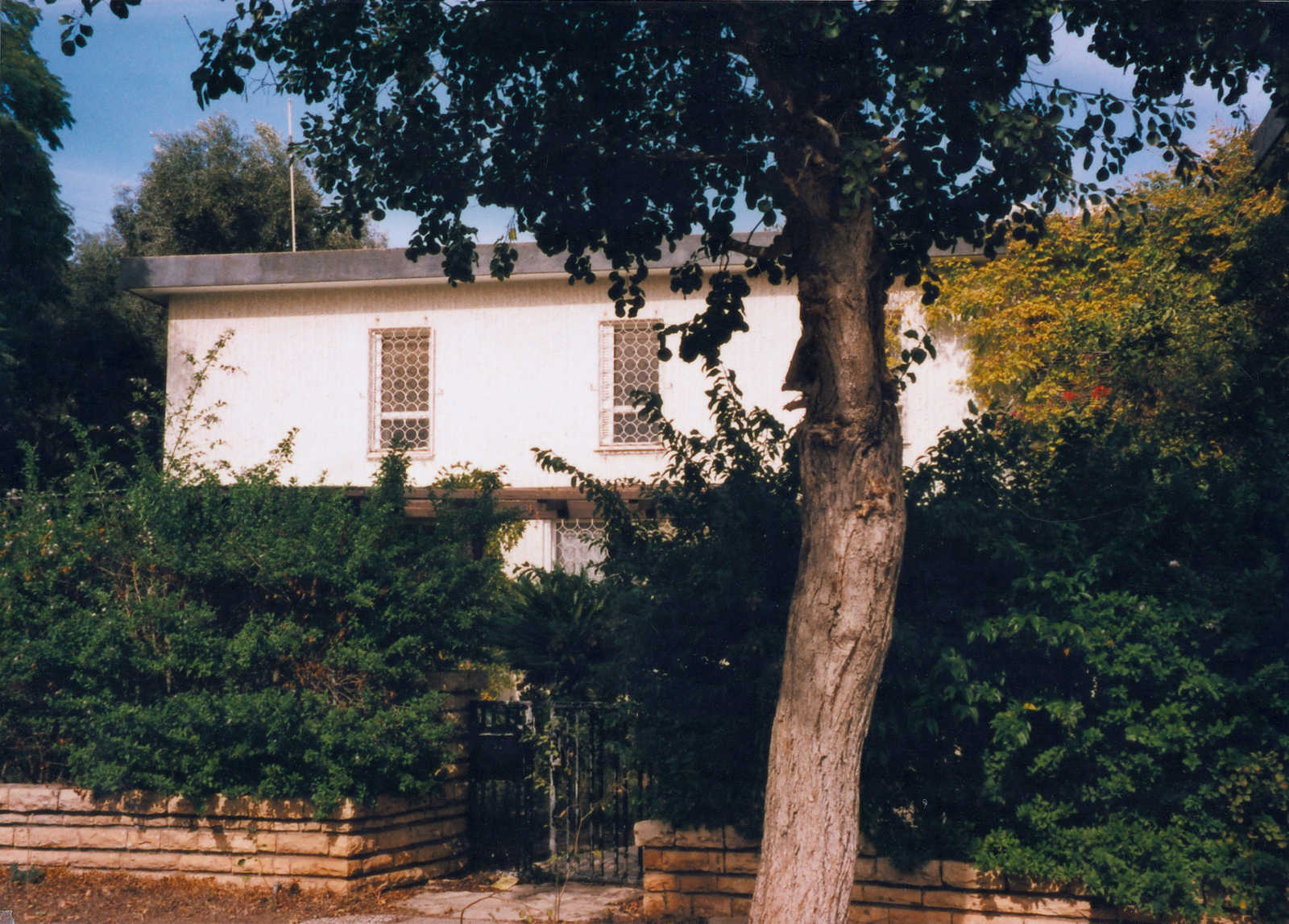 Tel Aviv - Deputy Chief of Mission Residence - 1996