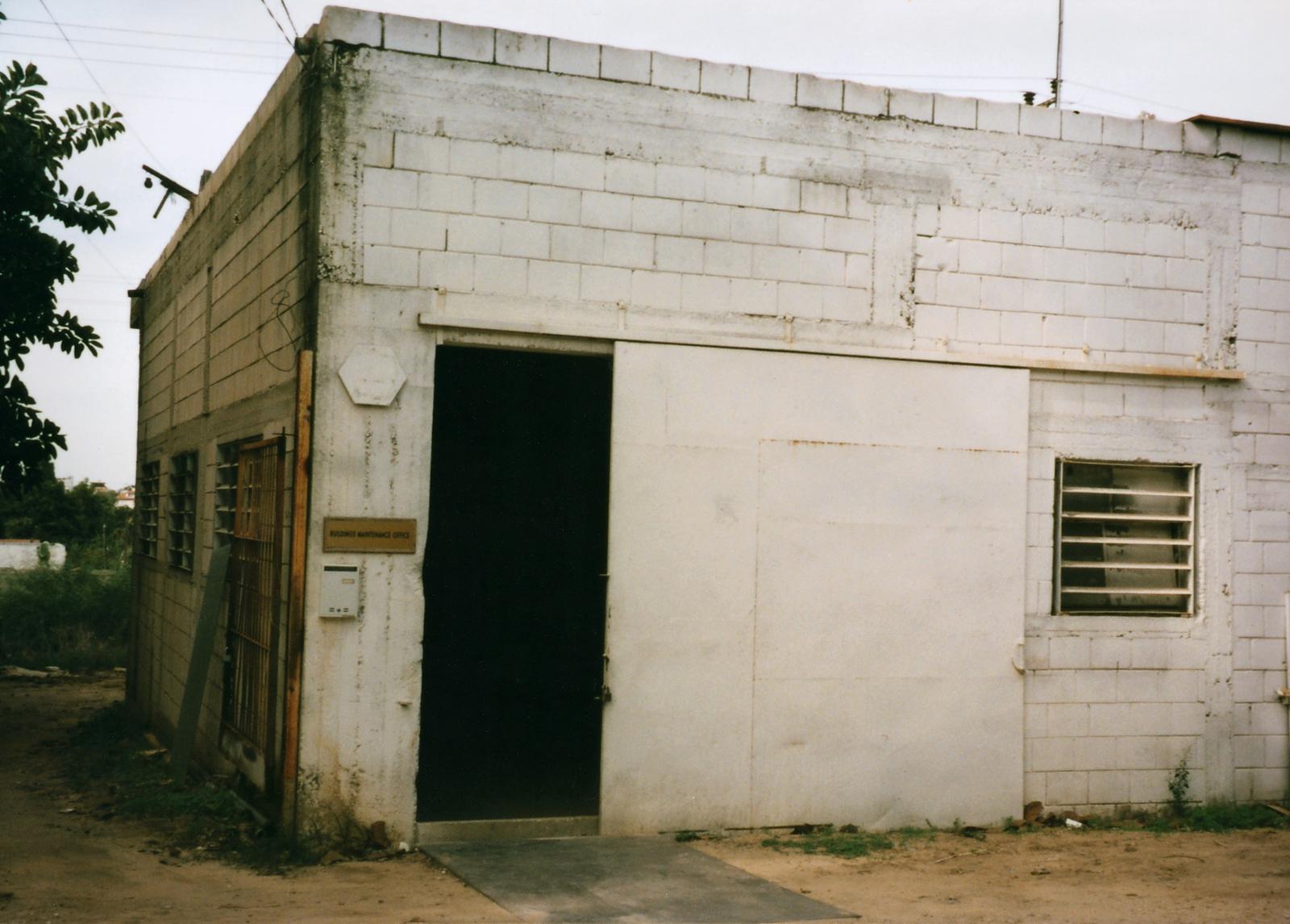 Tel Aviv - Warehouse - 1996