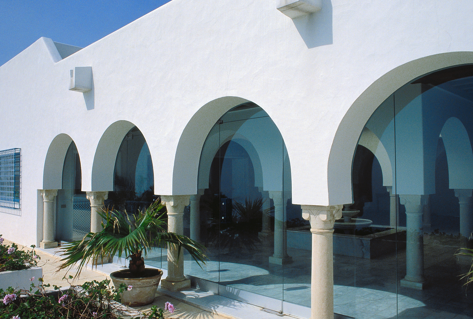 Tunis - Embassy Mission Residence - 1979