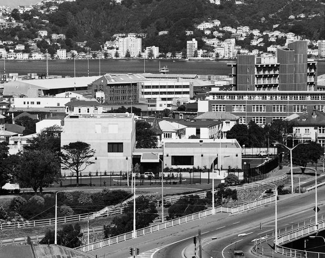 Wellington - Chancery Office Building - 1978