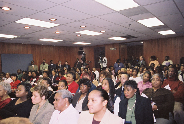 Martin Luther King, Jr. Birthday Ceremony - Blacks in Government-sponsored Martin Luther King, Jr. Birthday Ceremony at HUD Headquarters