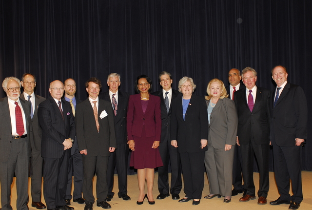 [Assignment: 59-CF-DS-33542-07] Summit on Global Aging, in Dean Acheson Auditorium, [where participants from government, universities, and the private sector discussed the effects of population aging on economic growth, labor force, trade, migration, international relations, and national security... [Photographer: Ann Thomas--State] [59-CF-DS-33542-07_CON0056.JPG]