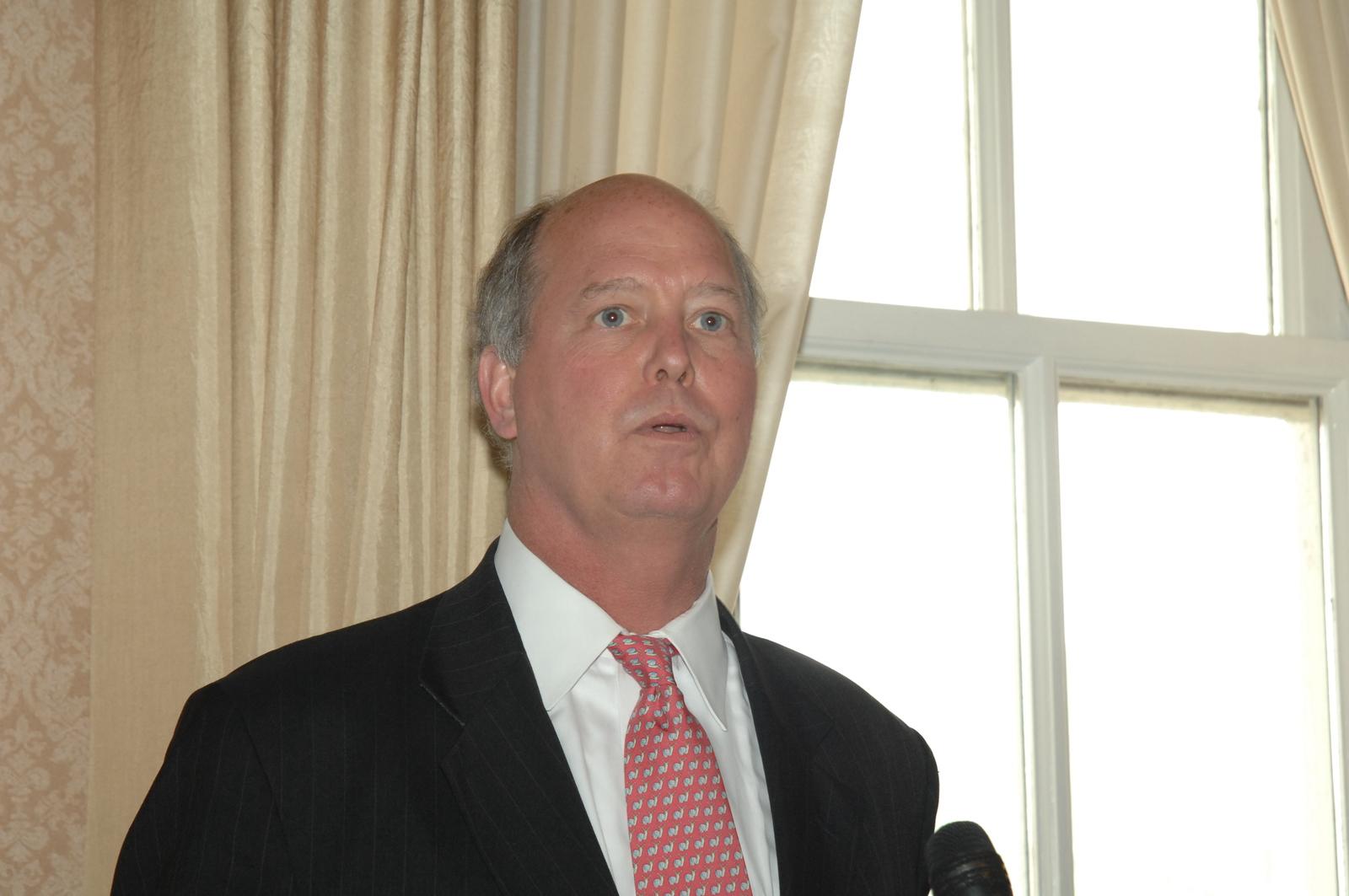 Robert Kenison Retirement Event - Retirement ceremony for Robert Kenison, Associate General Counsel for Assisted Housing and Community Development, HUD staff member since 1966