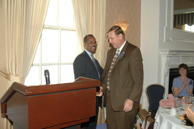 Robert Kenison Retirement Event - Retirement ceremony for Robert Kenison, Associate General Counsel for Assisted Housing and Community Development, HUD staff member since 1966