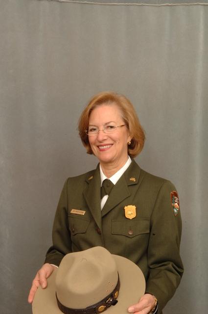 [Assignment: 48-DPA-12-12-07_K_NPS_Matthews] Portrait of Janet Matthews, [Associate Director for Cultural Resources,] National Park Service [48-DPA-12-12-07_K_NPS_Matthews_DOI_7874.JPG]