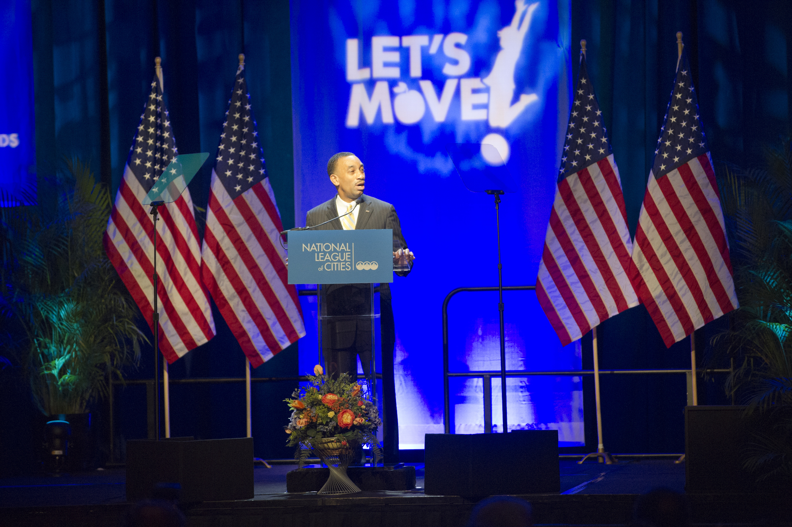 [Activities at the]  National League of Cities Congressional City Conference,  Marriott Wardman Park Hotel,  Washington, D.C.,  [with First Lady Michelle Obama, HUD Deputy Secretary Ron Sims among the speakers]