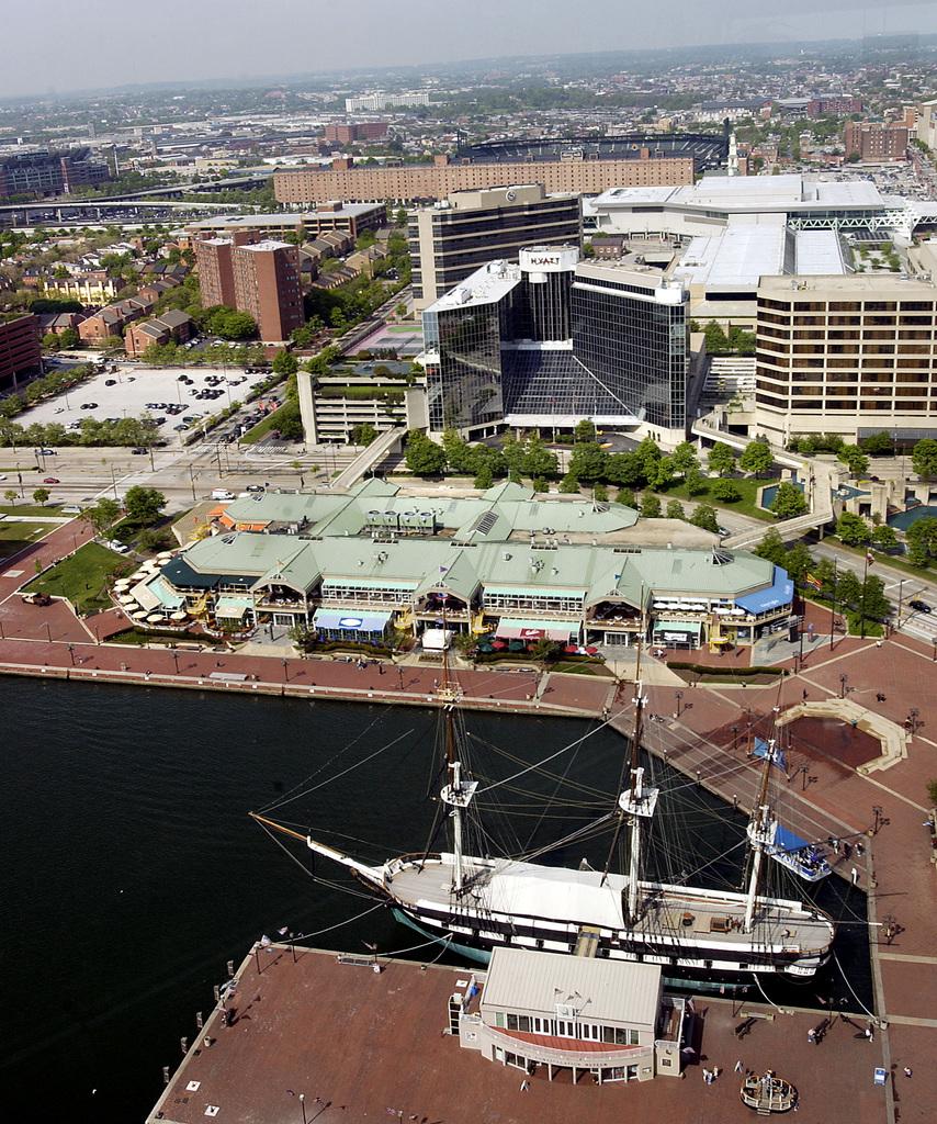Cities:  Baltimore, Maryland