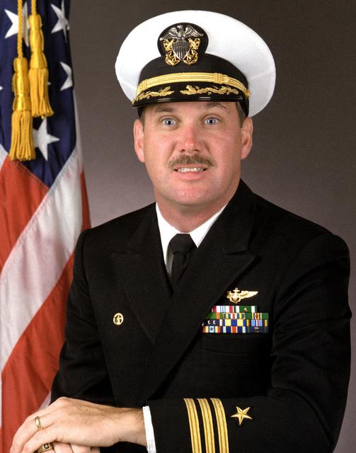 Herman Schroeder CMDR. William R. Farawell, USN (covered) (September 1, 1992) (Released)