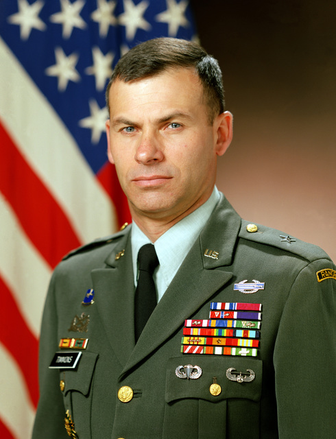 Russell Roederer Brig. GEN. Richard F. Timmons, USA (uncovered)