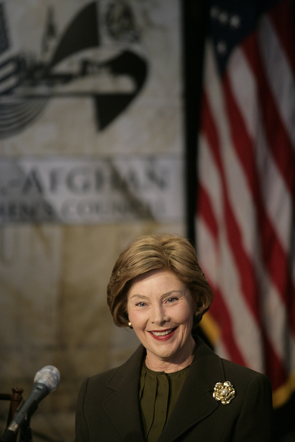Mrs. Laura Bush Remarks to U.S. - Afghan Women's Council