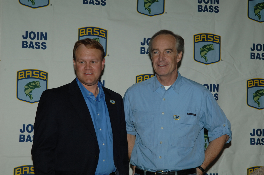 [Assignment: 48-DPA-02_21_08_SIO_K_SC_Bass_Sp] Bassmasters Classic professional fishing tournament luncheon, Greenville, South Carolina, [with speakers including] Secretary Dirk Kempthorne [48-DPA-02_21_08_SIO_K_SC_Bass_Sp_IOD_0855.JPG]