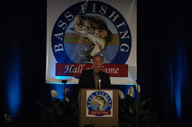 [Assignment: 48-DPA-02_21_08_SIO_K_SC_Bass_Din] Bassmasters Classic professional fishing tournament dinner, [sponsored by the Bass Fishing Hall of Fame,] in Greenville, South Carolina, with speakers including Secretary Dirk Kempthorne, [who announced the distribution of more than $700 million to 56 state and territorial wildlife agencies to fund fish and wildlife conservation efforts, boat access, shooting ranges, and hunter education] [48-DPA-02_21_08_SIO_K_SC_Bass_Din_DOI_0292.JPG]