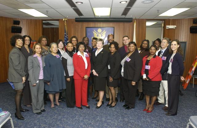 """National Women's History Month Program - National Women's History Month Program at HUD Headquarters: """"Women's Art: Women's Vision"""" theme"""