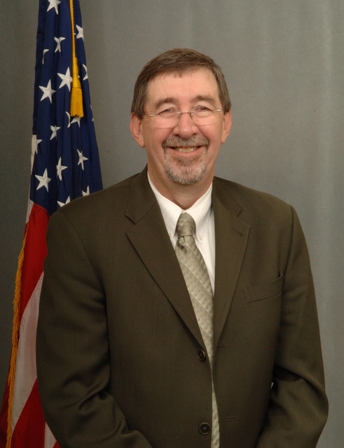 [Assignment: 48-DPA-03-11-08_K_BLM_Bisson] Portrait of Henri Bisson, [Deputy Director for Operations], Bureau of Land Management [48-DPA-03-11-08_K_BLM_Bisson_DOI_1027.JPG]