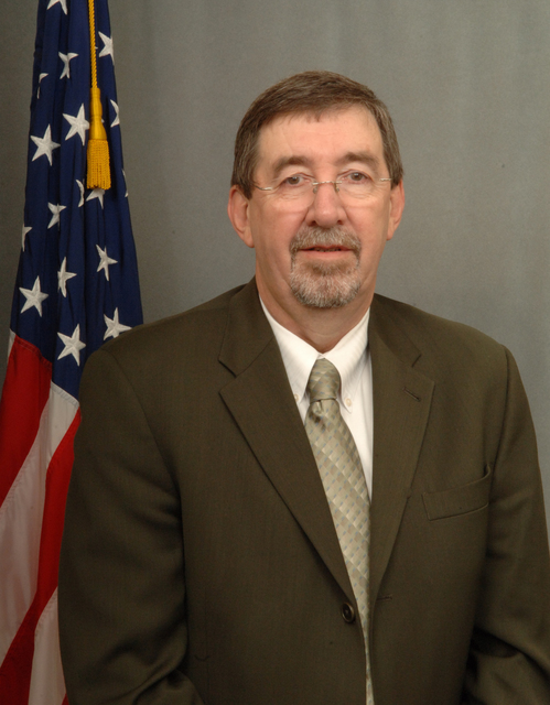 [Assignment: 48-DPA-03-11-08_K_BLM_Bisson] Portrait of Henri Bisson, [Deputy Director for Operations], Bureau of Land Management [48-DPA-03-11-08_K_BLM_Bisson_DOI_1022.JPG]