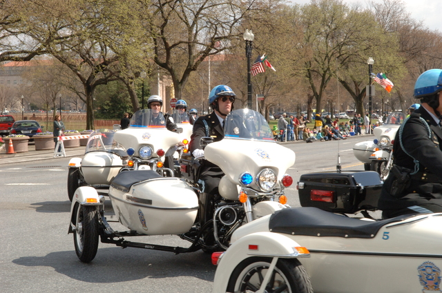 [Assignment: 48-DPA-03-16-08_SOI_K_St._Pat_Parade] Annual St. Patrick's Day Parade along Constitution Avenue, Washington, D.C., where Secretary Dirk Kempthorne [participated in the U.S. Park Police motorcycle procession] [48-DPA-03-16-08_SOI_K_St_Pat_Parade_DOI_1359.JPG]