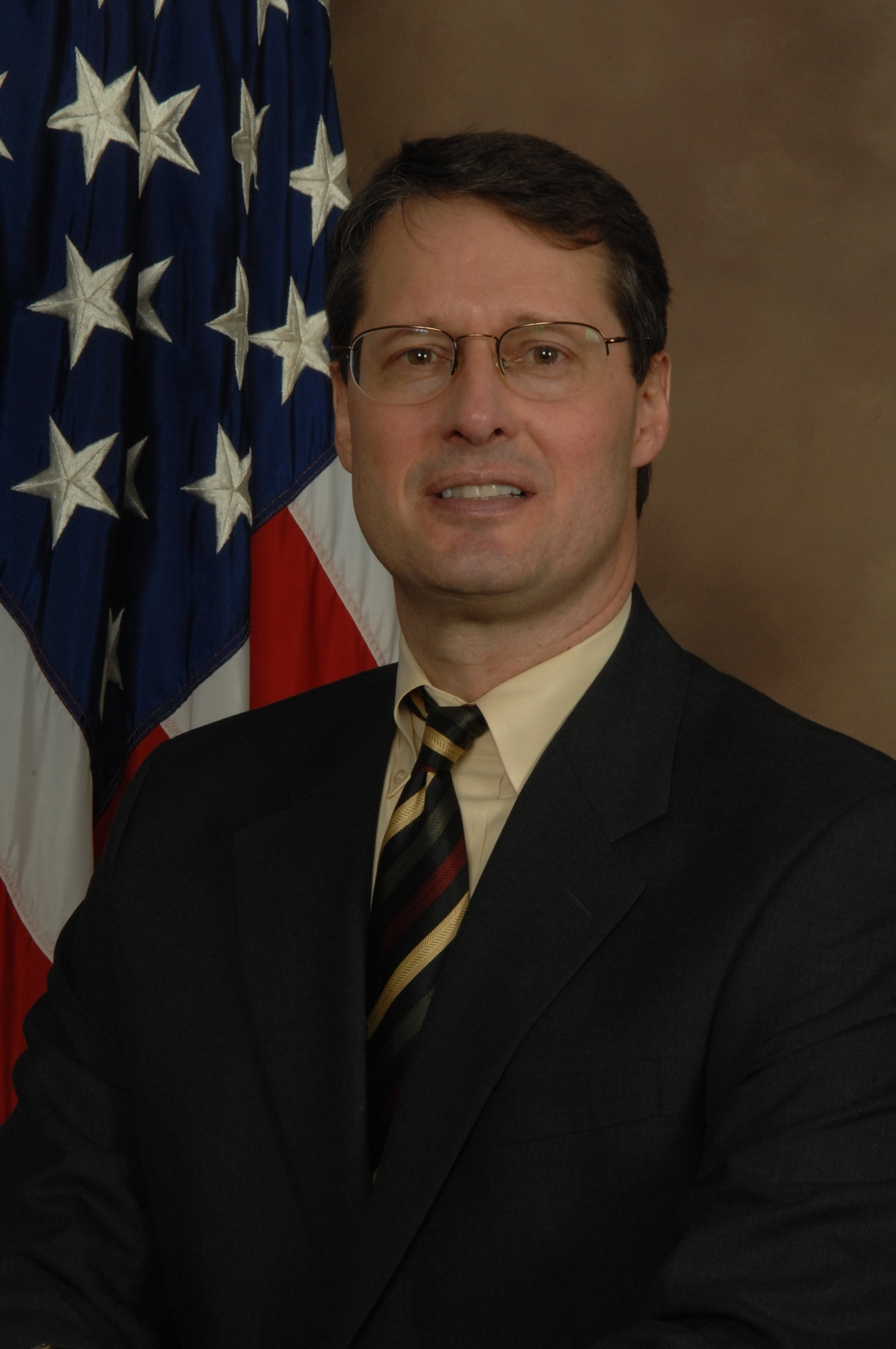 Mark Johnston, Official Portrait - Official portrait of Mark Johnston, Deputy Assistant Secretary for Special Needs Programs in the Office of Community Planning and Development