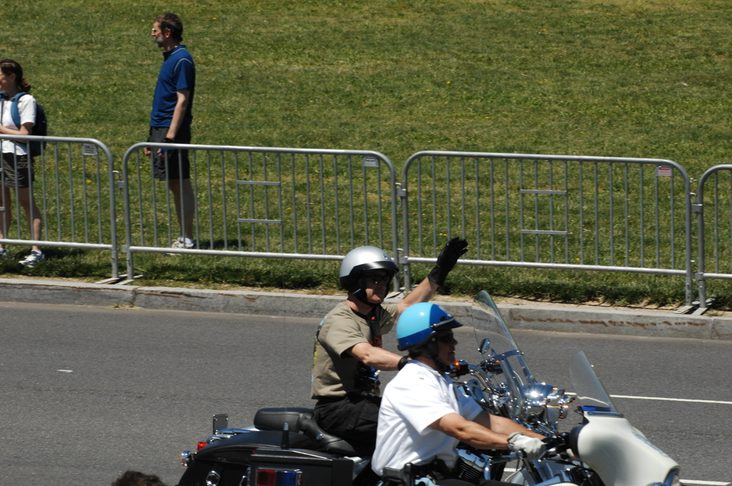 [Assignment: 48-DPA-05-25-08_SOI_K_Thunder_Ride] Annual Rolling Thunder motorcycle rally, [on behalf of the Prisoners of War-Missing in Action (POW-MIA) cause, through Washington, D.C.,]  with Secretary Dirk Kempthorne [among the participants] [48-DPA-05-25-08_SOI_K_Thunder_Ride_IOD_5877.JPG]