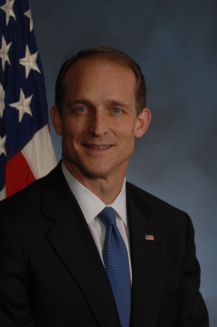 Secretary Steve Preston, Official Portrait - Official portrait of Secretary Steve Preston