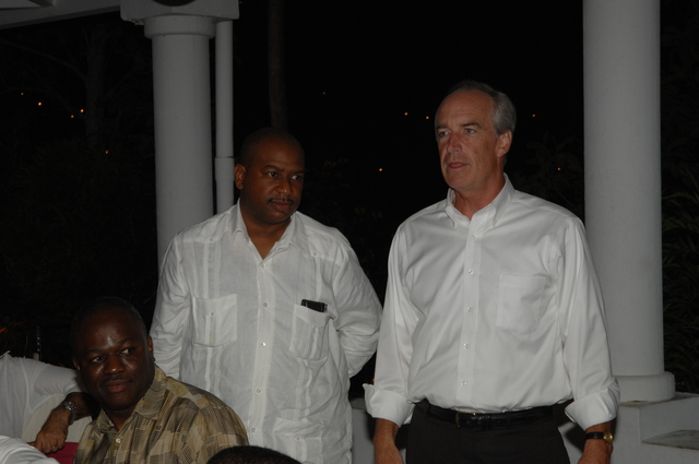[Assignment: 48-DPA-08-21-08_SOI_K_Croix] Visit of Secretary Dirk Kempthorne [and aides] to St. Croix,  U.S. Virgin Islands, [for touring of the Estate Grange Alexander Hamilton Boyhood Home, the Juan F. Luis Hospital, and other natural and developed sites, as well as discussions with National Park Service personnel and Virgin Islands officials [48-DPA-08-21-08_SOI_K_Croix_DOI_7904.JPG]