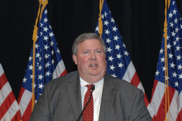 "Housing Summit - HUD-sponsored Summit on Housing, ""Partnering for Responsible Policy,"" [with Assistant Secretary for Housing-Federal Housing Commissioner, Brian Montgomery, among the speakers], at Mandarin Hotel, Washington, D.C."