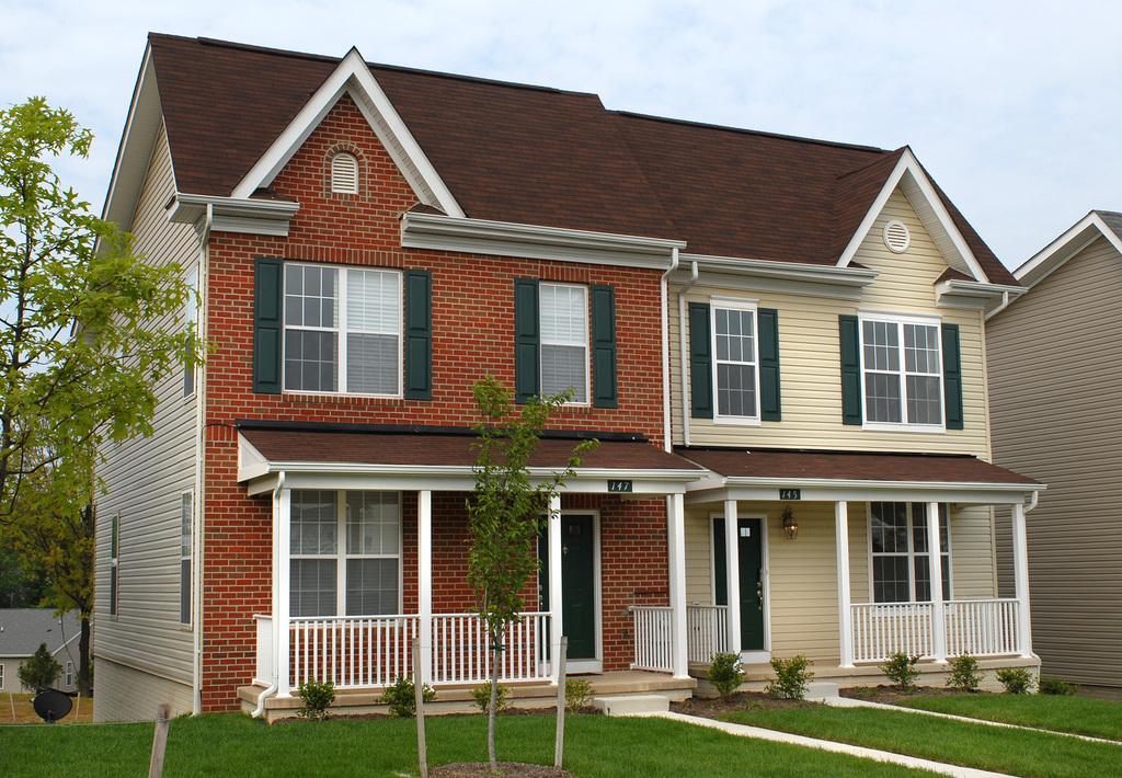 [Select views from across the U.S.]: Sample housing, neighborhoods