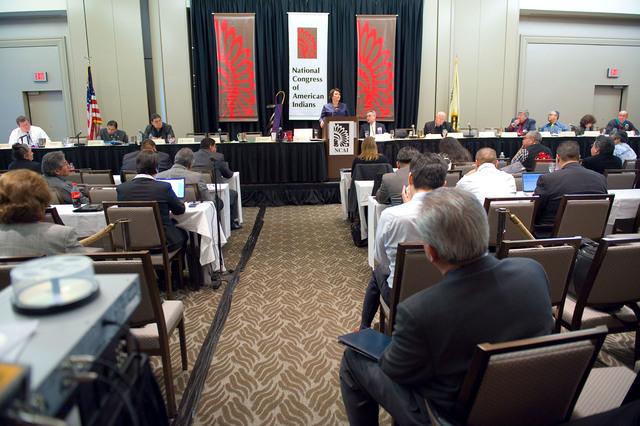 Office of the Administrator (Lisa P. Jackson) - National Congress of American Indians (NCAI) [412-APD-565-JPEG-2010-03-01_NCAI_006.jpg]