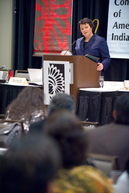 Office of the Administrator (Lisa P. Jackson) - National Congress of American Indians (NCAI) [412-APD-565-JPEG-2010-03-01_NCAI_009.jpg]