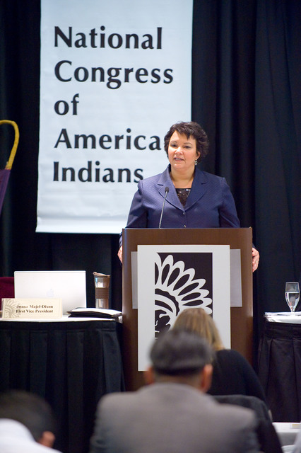 Office of the Administrator (Lisa P. Jackson) - National Congress of American Indians (NCAI) [412-APD-565-JPEG-2010-03-01_NCAI_011.jpg]
