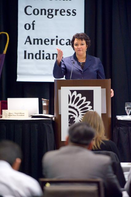 Office of the Administrator (Lisa P. Jackson) - National Congress of American Indians (NCAI) [412-APD-565-JPEG-2010-03-01_NCAI_013.jpg]