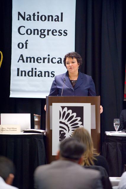 Office of the Administrator (Lisa P. Jackson) - National Congress of American Indians (NCAI) [412-APD-565-JPEG-2010-03-01_NCAI_012.jpg]