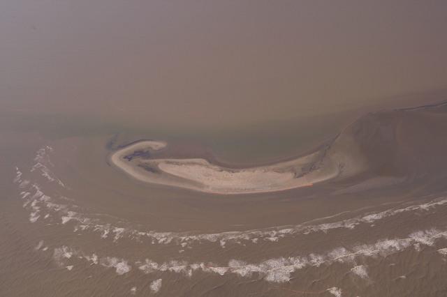Office of the Administrator (Lisa P. Jackson) - ASPECT Flight over Gulfport, Mississippi (BP Oil Spill) - USEPA photo by Eric Vance [412-APD-668-ND79488.jpg]