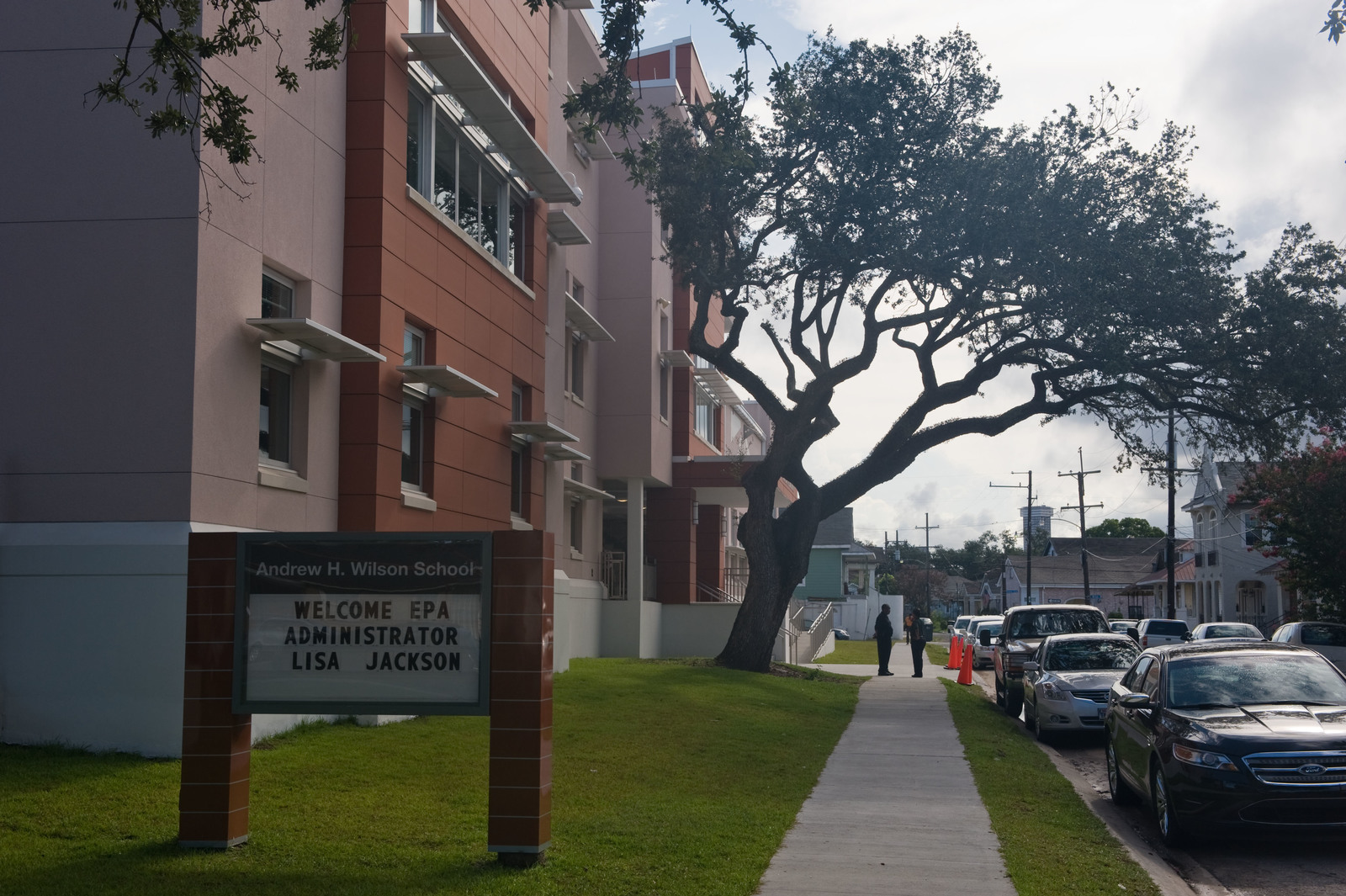 Office of the Administrator (Lisa P. Jackson) - Administrator in New Orleans ,