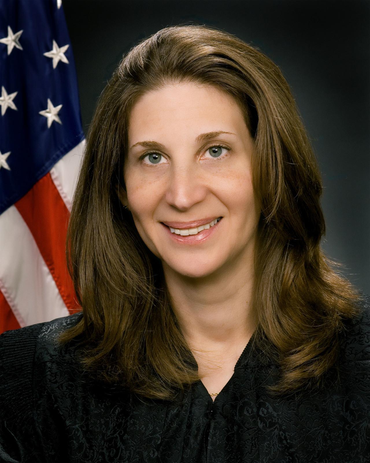 Office of Administrative Law Judges, Environmental Appeals Board - Portraits of Judge Susan Biro [412-APD-30-SusanBiro_8x10.jpg]